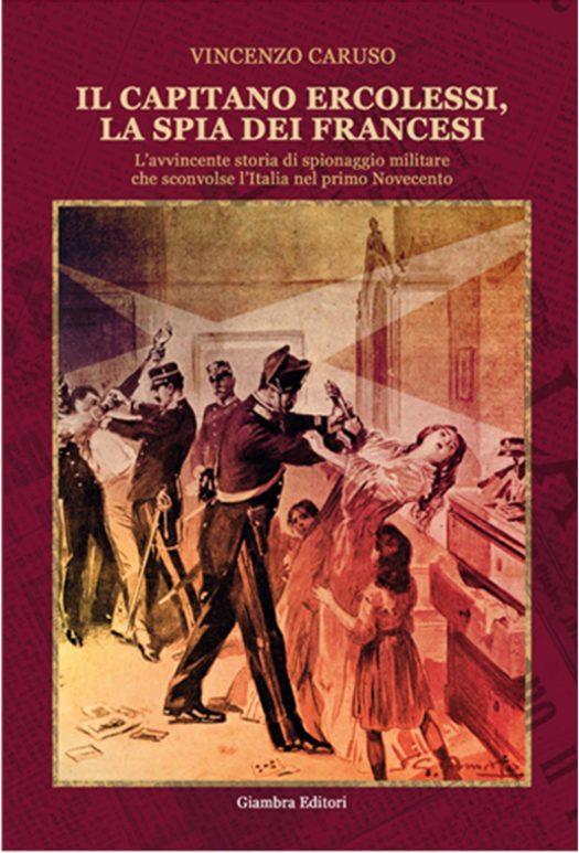 """Barcellona PG. """"30 Libri in 30 Giorni"""" si presenta il volume """"Il Capitano Ercolessi, la spia dei francesi"""""""