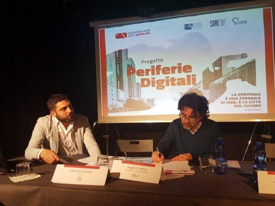 """Concluso progetto """"Periferie digitali"""", giornata di studi della Fondazione Ente dello Spettacolo su giovani e periferie"""
