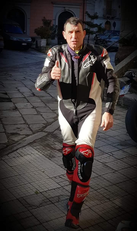 Barcellona PG. Il motociclista Giuseppe Santamaria perde la vita in un tragico incidente sulla SS. 185 di Sella Mandrazzi