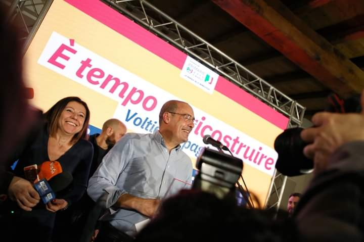 Primarie Pd. Nicola Zingaretti eletto Segretario Nazionale. Il voto a Barcellona P.G.