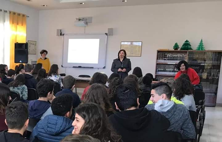 """Barcellona PG. Incontro con l'Avv. Maria Rita Ielasi sulla tematica """"Intraprendenza femminile"""" al Museo Didattico """"Foscolo"""""""