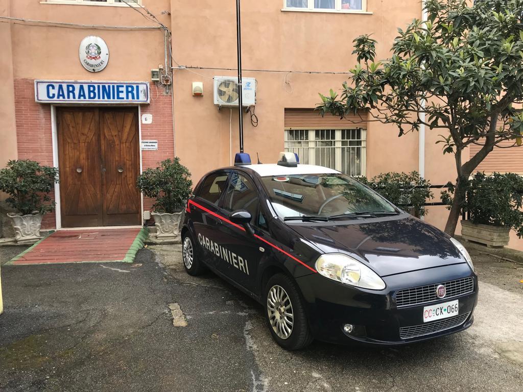 Gioiosa Marea. Carabinieri arrestano uomo responsabile di maltrattamenti ed atti persecutori