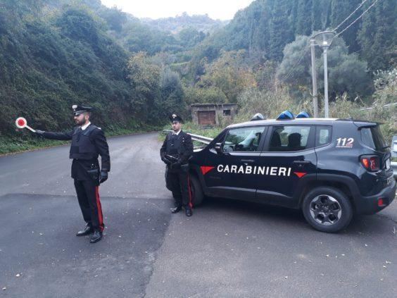 Naso. Scontare 4 anni di pena, arrestato dai Carabinieri