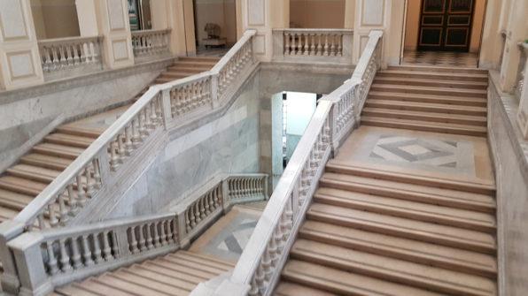Palazzo dei Leoni apre le porte ai turisti, visite organizzate dagli addetti Info Point Città Metropolitana