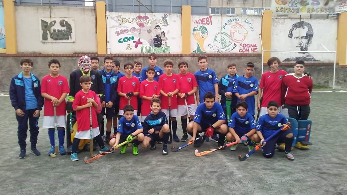 Barcellona PG. Hockey su prato, Pgs Don Bosco 2000 campione regionale under 14
