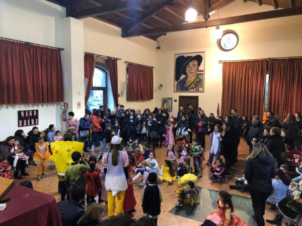 Barcellona PG. Il 'Carnevale dei Bambini 2019' della Consulta Giovanile tra animazione e maschere