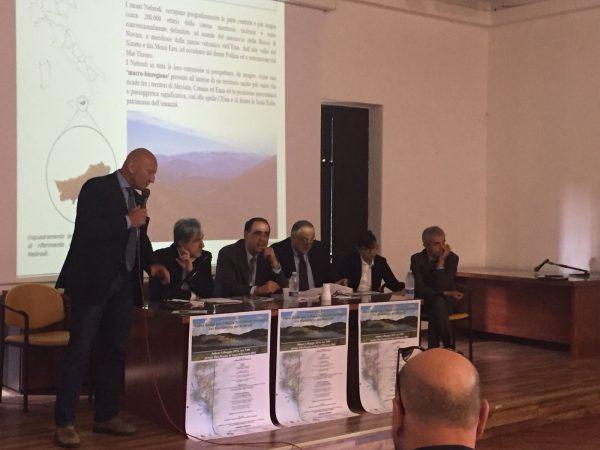 """Assemblea del BioDistretto dei Nebrodi su i """"Distretti del Cibo"""""""