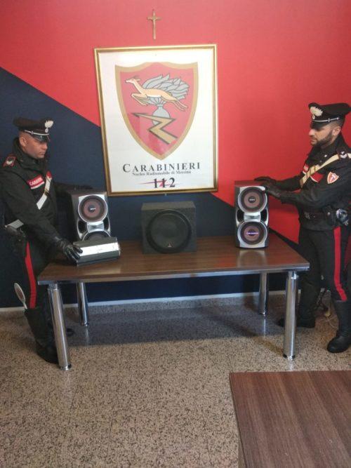 Messina. Carabinieri, controlli a tappeto nella 'Movida': 1 arresto e 11 denuncie