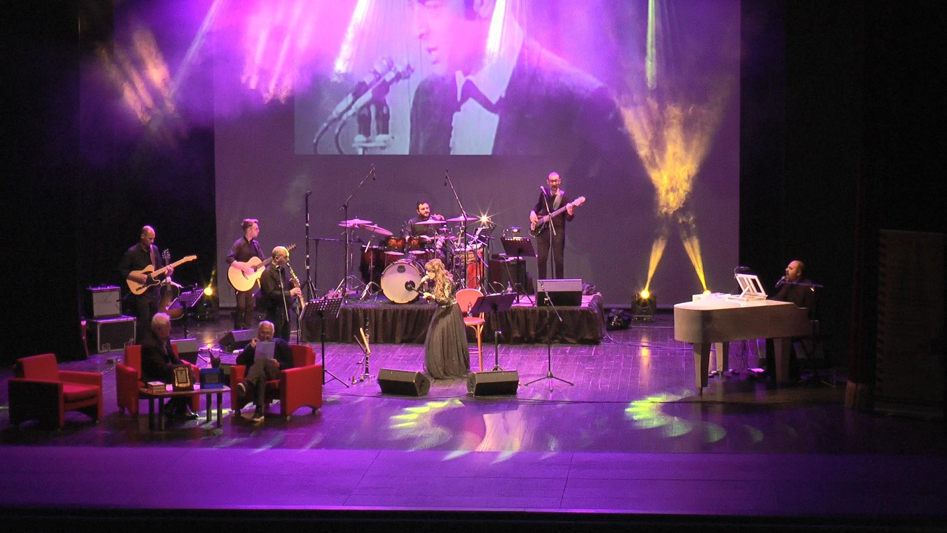 Teatro Mandanici, serata speciale con Mogol: viaggio tra parole, musica e ricordi
