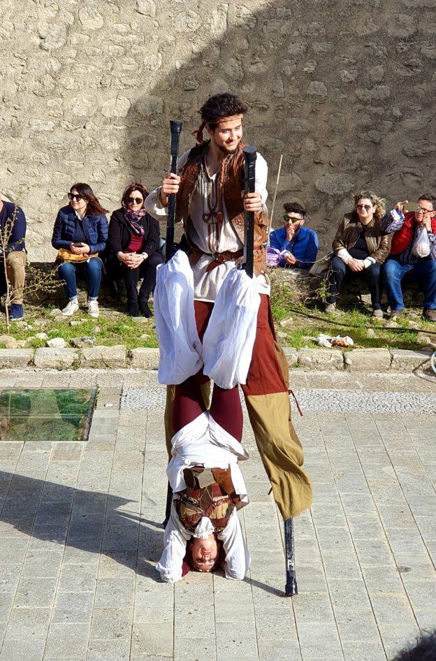 """""""Viaggio nel Medioevo"""", Montalbano Elicona, 1 maggio ultimo appuntamento"""