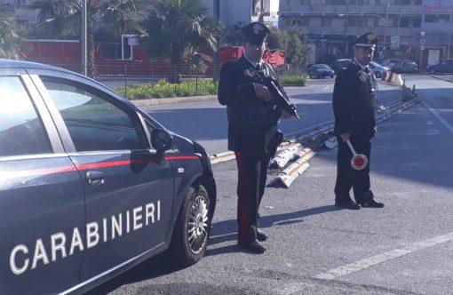 Messina. Arresti dei Carabinieri a seguito dei controlli a persone sottoposte ad arresti domiciliari