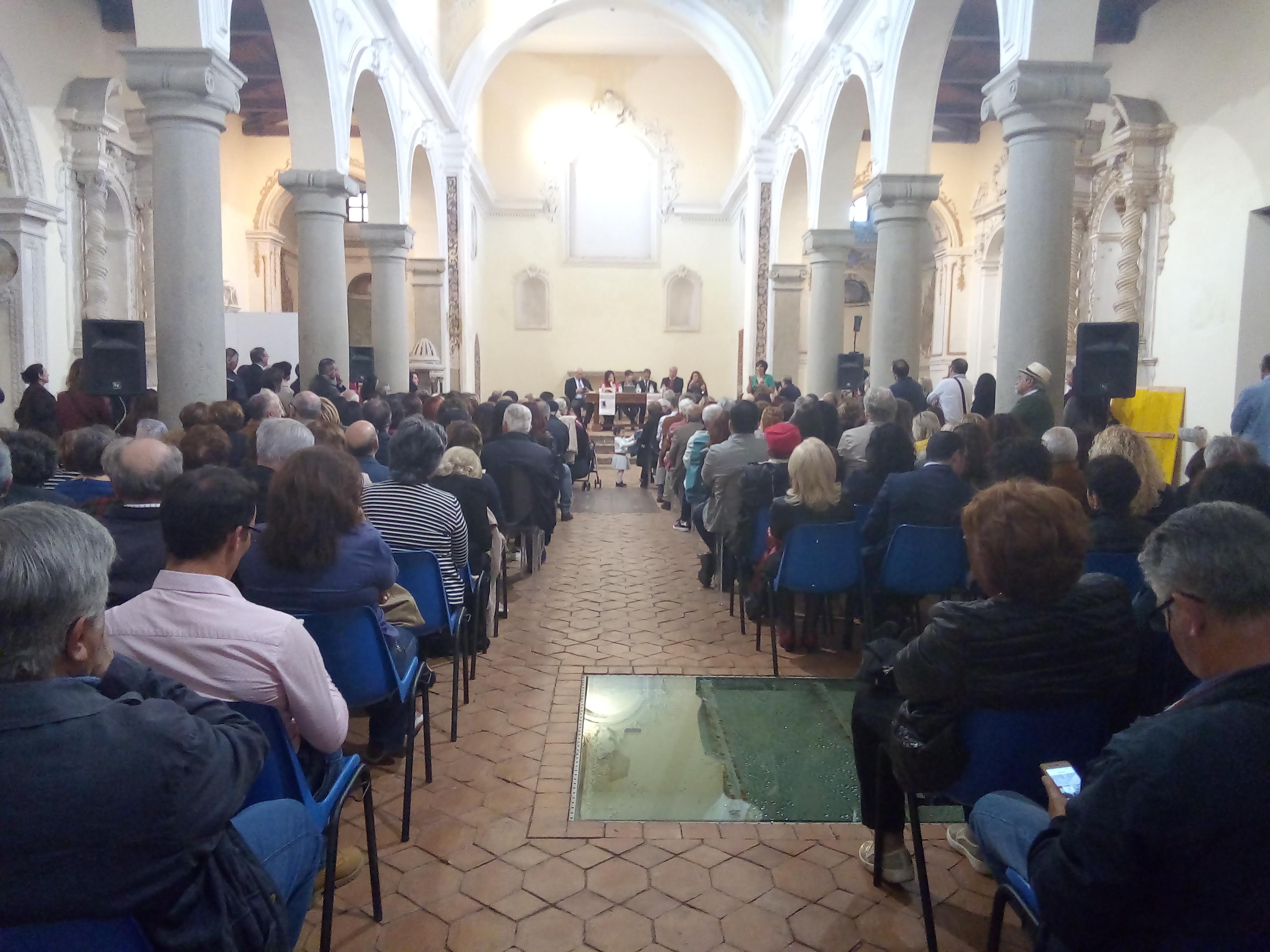 Barcellona PG. Graziella Recupero è tornata a 'rivivere' in una serata di primavera all'Auditorium San Vito
