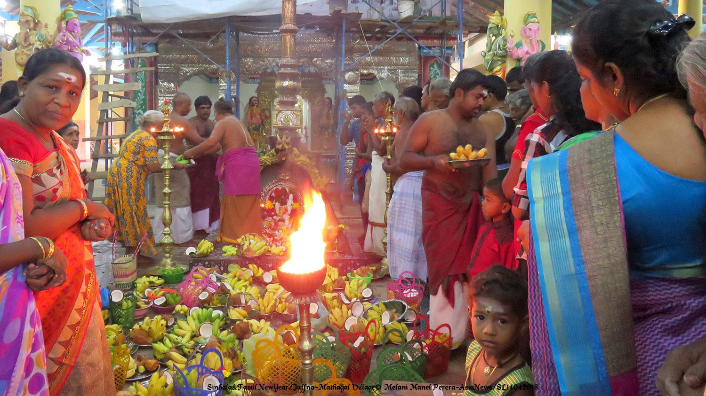 Messina. Concesso il patrocinio per il Capodanno srilankese