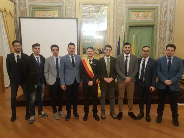 Assemblea Consulte giovanili siciliana, Magistro eletto presidente