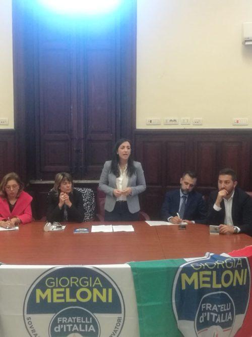 """Elezioni Europee. Maria Fernanda Gervasi candidata di FDI si presenta: """"Scegliamo in quale europa vivere"""""""