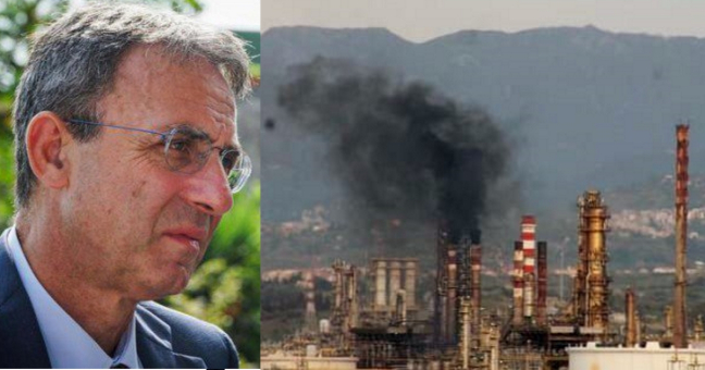 Valle del Mela. Consegnata lettera al Ministro dell'Ambiente Sergio Costa per salvare territorio dall'inquinamento e dai rischi sanitari