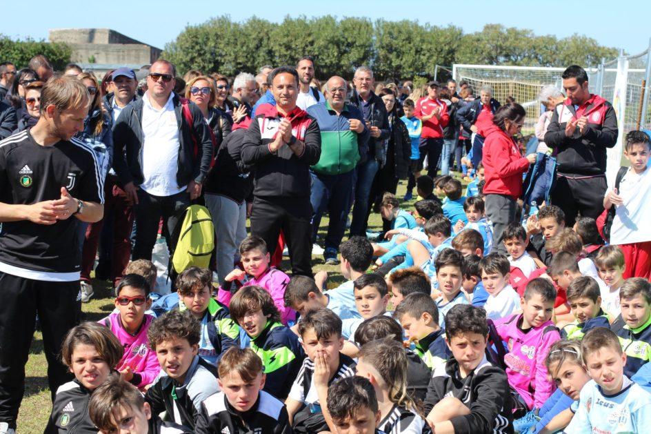 Barcellona PG. Un trionfo il primo 'Pulcino d'Oro siciliano', vince l'ASD Or.sa Promosport