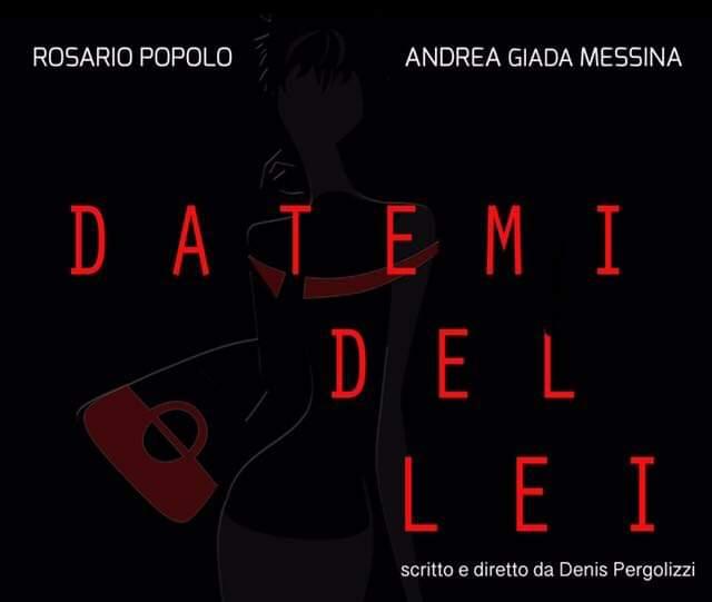 """Barcellona PG. """"Datemi del Lei"""" di Denis Pergolizzi al """"Piccolo Teatro Petrolini"""""""