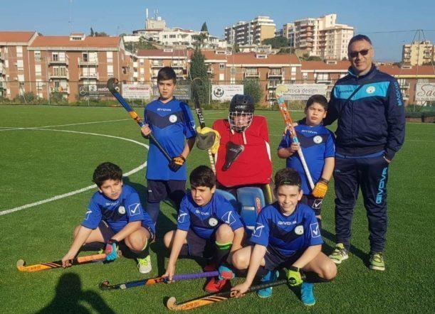 Barcellona PG. Hockey, Pgs Don Bosco 2000 in campo con Under 12 e serie B