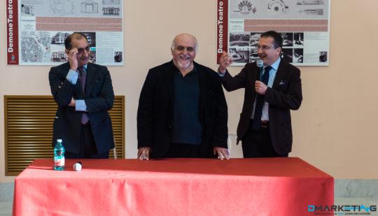 """Teatro Mandanici, presentata l'emozionante anteprima """"D'Artagnan e i tre moschettieri"""". """"Investimento sul futuro di questa comunità"""
