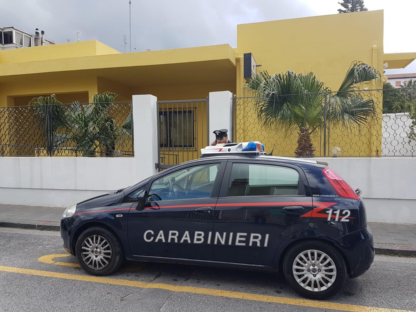 San Filippo del Mela. Evade dagli arresti domiciliari, arrestato dai Carabinieri