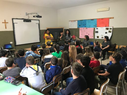 """Terme Vigliatore. Centro Sprar, concluso ciclo di incontri con scuole: """"Su immigrazione studenti consapevoli e aperti a diversità"""""""