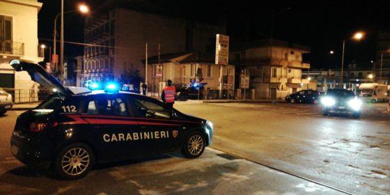 Barcellona PG. Carabinieri, bilancio controlli week-end: denunciate 7 persone