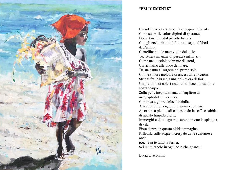 """Bari. Rosanna Vallone e Lucia Giacomino fra i premiati del IV° Concorso """"Palabra en el Mundo"""""""