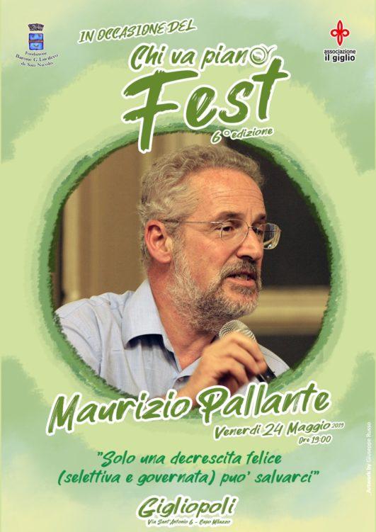 Rallentare per attribuire qualità alla vita: via alla VI Edizione del Chi va Piano Fest, il festival Siciliano della lentezza