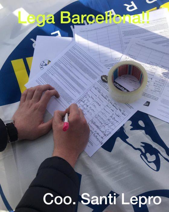 Barcellona PG. Lega, raccolta firme per la 'castrazione chimica': gazebi per la proposta di legge in provincia