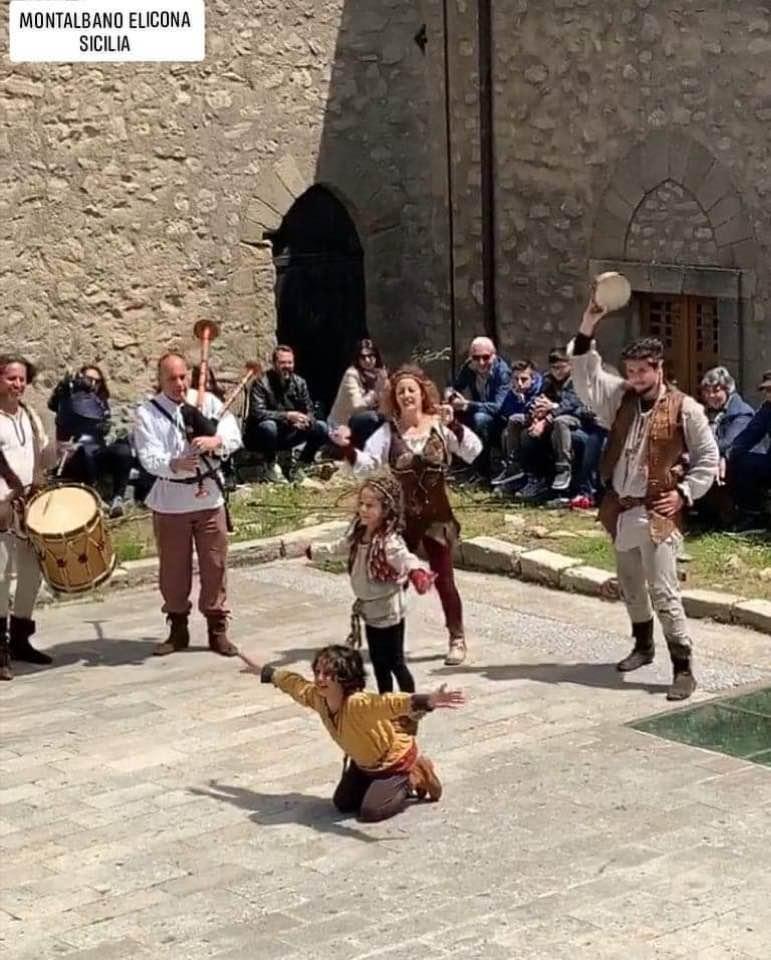 """Montalbano Elicona. Al via oggi """"Viaggio nel Medioevo. Il Ritorno"""", domani domenica 2 giugno la replica"""
