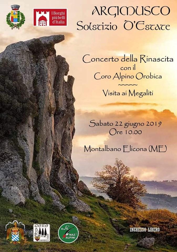A Montalbano Elicona al via i primi esclusivi eventi estivi
