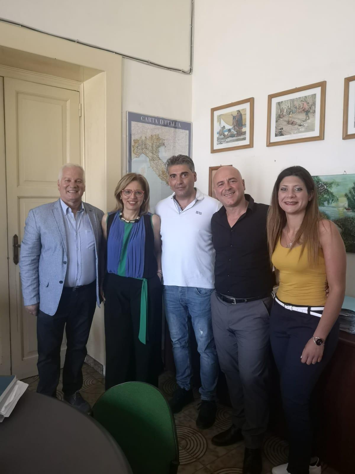 """Barcellona PG. Visita Casa Circondariale On. Bucalo: """"Solidarietà a chi lavora in ambienti ad alto rischio"""""""