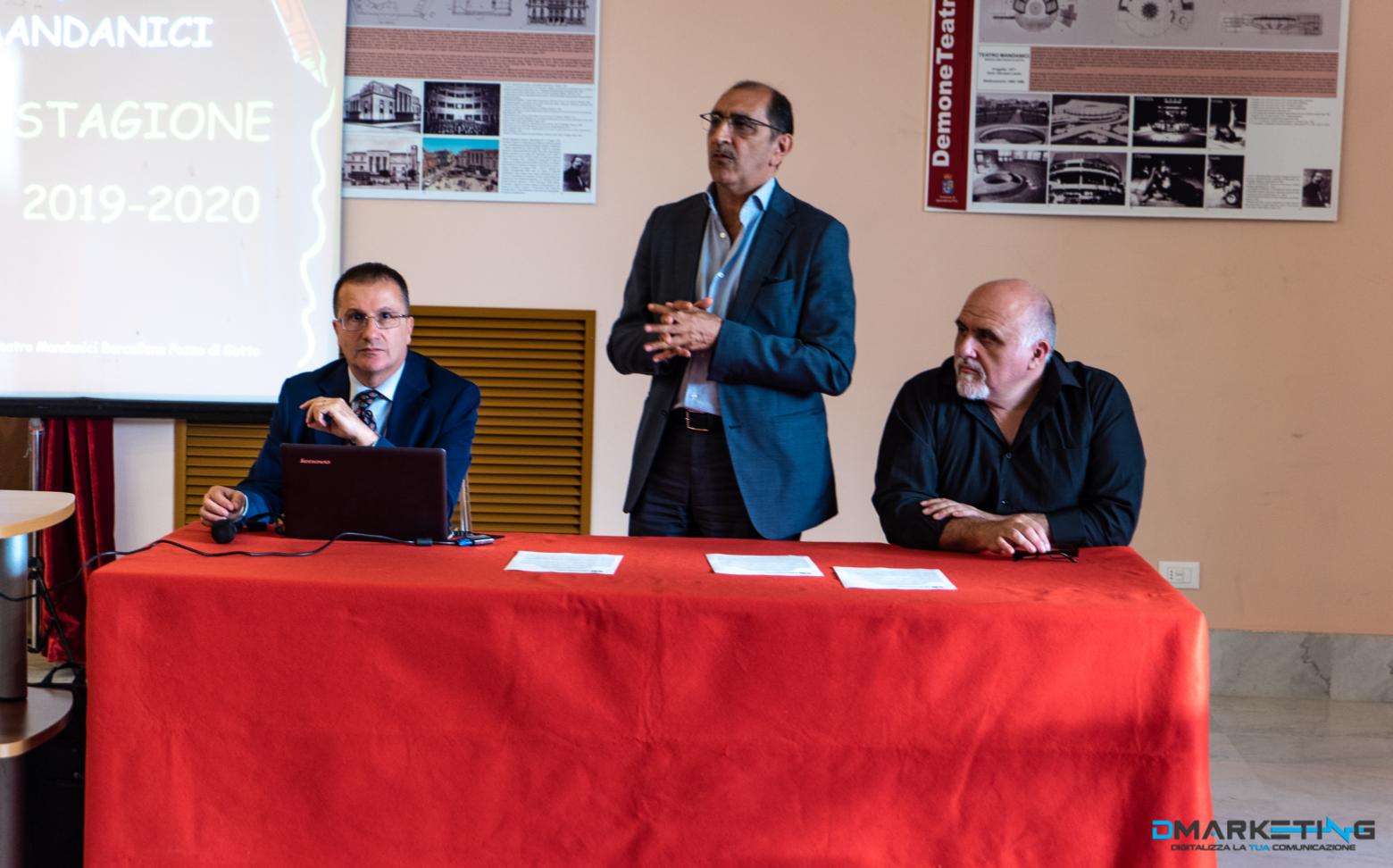 Teatro Mandanici. Nuovo cartellone stagione 2019-20 con artisti nazionali, 'Teatro in famiglia' e spettacoli pomeridiani