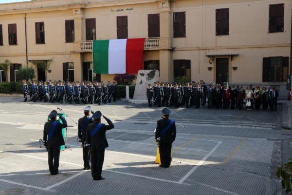 Messina. Guardia di Finanza, celebrato il 245° Anniversario della fondazione