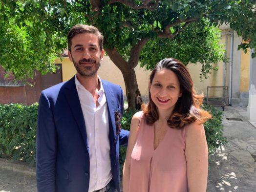 """Barcellona PG. Visita alla Casa Circondariale di Villarosa e D'Angelo (M5S): """"Struttura che va potenziata e messa in sicurezza"""""""