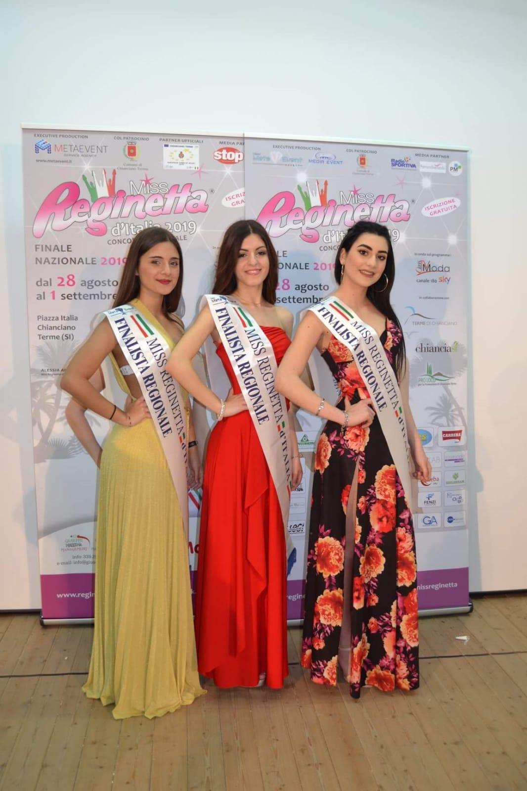 Appuntamento con la moda dei tuoi sogni: Miss Reginetta d'Italia e Miss Reginetta d'Italia Over