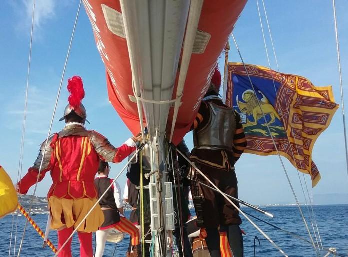 """Messina. Si lavora per l'undicesima edizione dello """"Spettacolare sbarco di Don Giovanni D'Austria a Messina"""""""