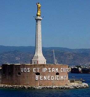 Messina. Festa della Madonna della Lettera: provvedimenti viari disposti