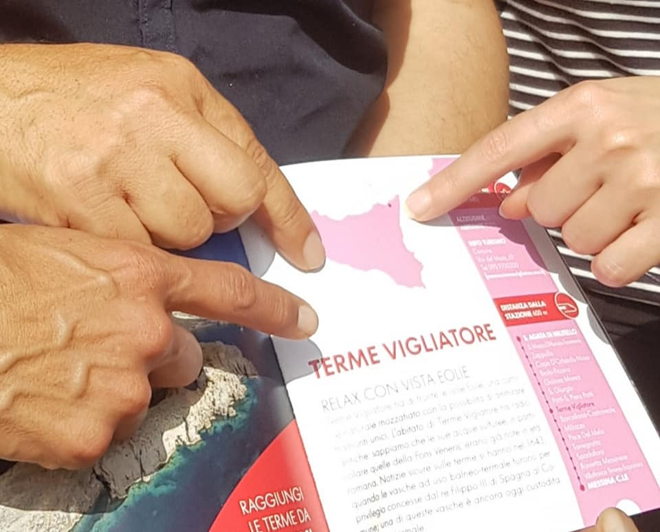 Terme Vigliatore con Cervia, un treno di fiori e promozione dal book Trenitalia
