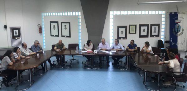 """Falcone. Verso stabilizzazione 43 contrattisti. Cisl FP e Mgl: """"Impegno del sindaco, confidiamo in tempi brevi"""""""