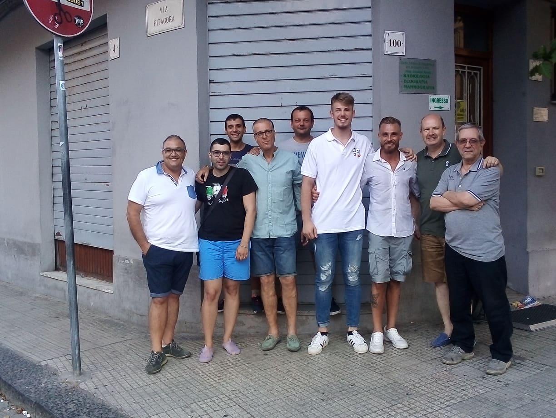 Basket. Un danese alla corte di Beto Manzo, Mohamed Osman all'Orsa Barcellona