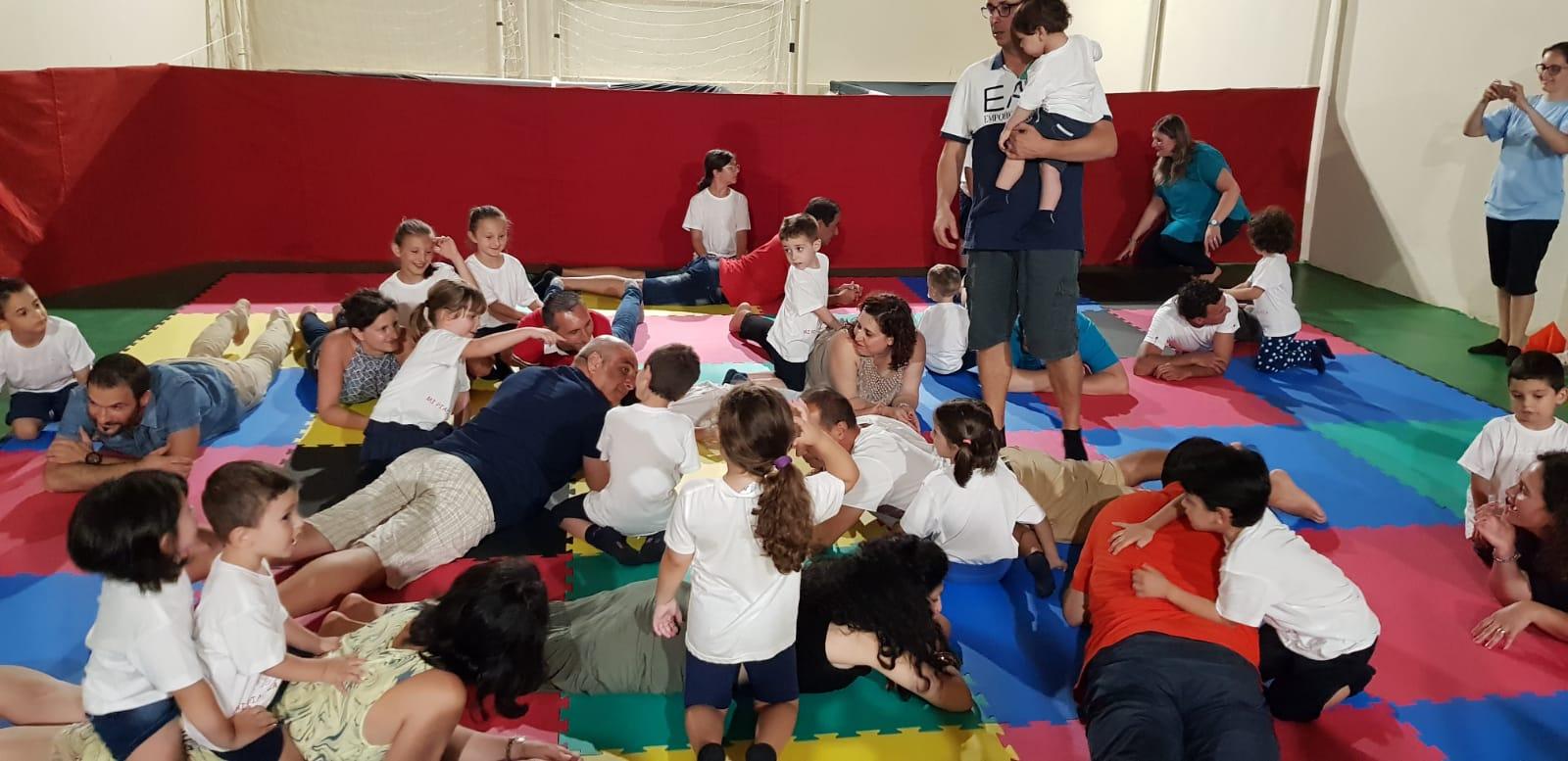 """Milazzo. Saggio di Propedeutica musicale della Banda Pietro Mascagni. Sergi: """"Attività psico-motorie aperte a tutti i bambini"""""""