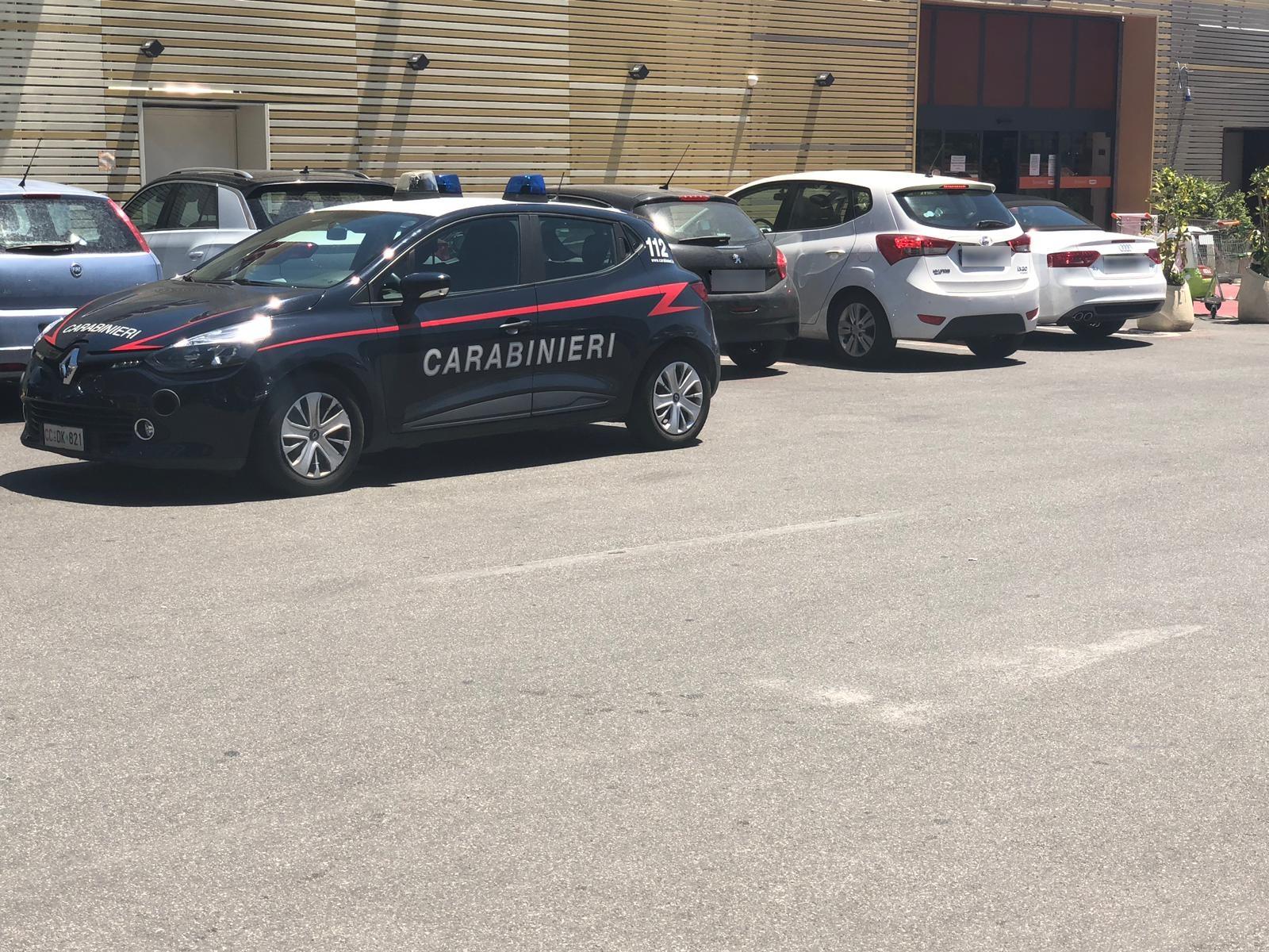 Fondachello Valdina, Carabinieri arrestano un uomo per evasione