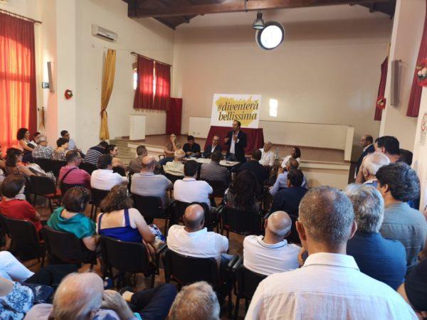 Barcellona PG. Primo Congresso 'Diventerà Bellissima' elegge Roberto Meo coordinatore cittadino