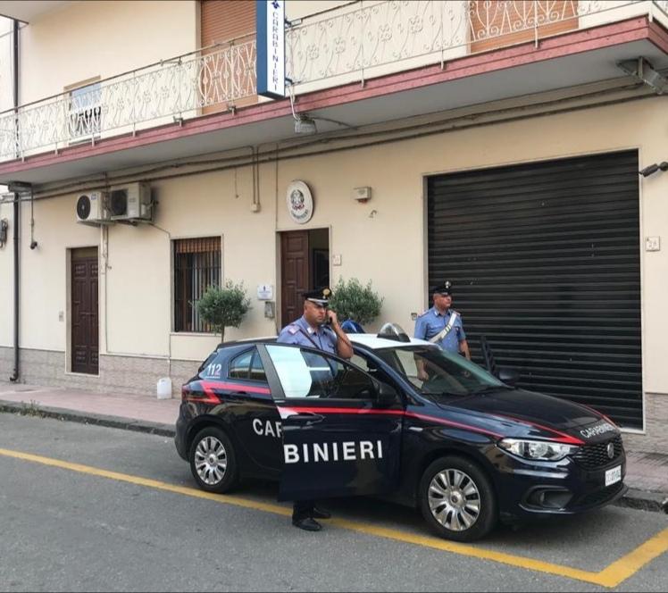 Merì. Condannato ad anni 2 e mesi 11 di reclusione, 23enne pregiudicato arrestato dai Carabinieri