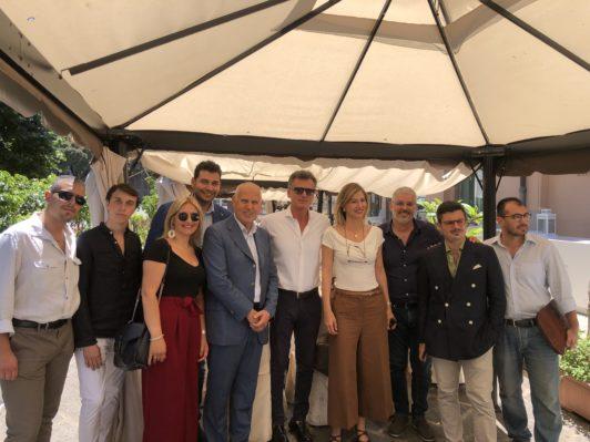 Messina. L'eurodeputata Francesca Donato incontra gli esponenti provinciali della Lega