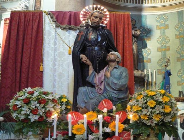 Brevi su Messina. Domenica 14 processione di San Camillo in via Principe Umberto