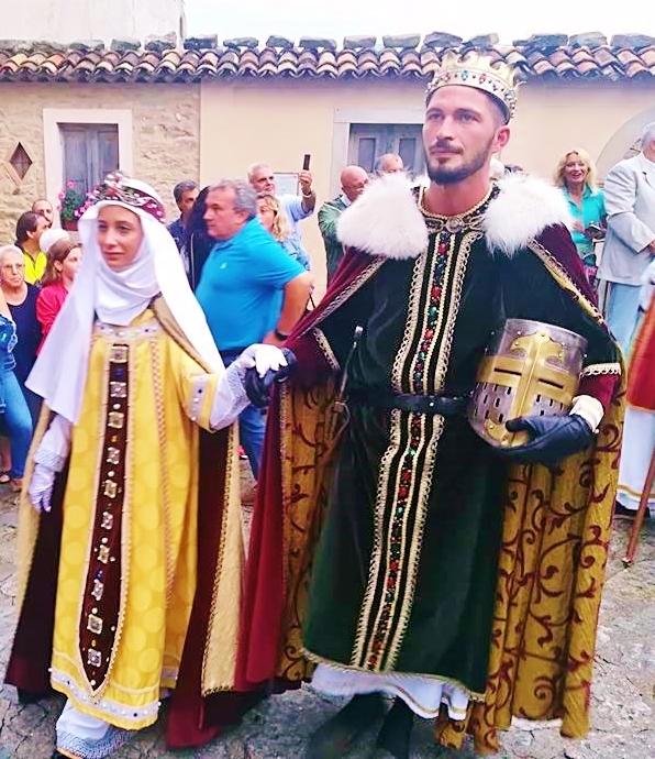 Montalbano Elicona. Al via le Feste Aragonesi ed il Corteo Storico tra visite guidate, giochi e rievocazioni storiche
