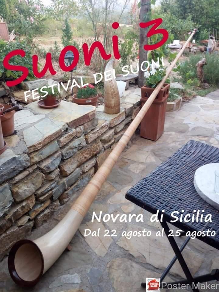 Novara di Sicilia. Al via il III Festival dei Suoni con musicisti d'eccezione